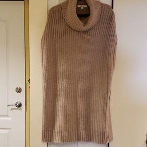 EVER NEW Sleeveless Turtleneck Sweater
